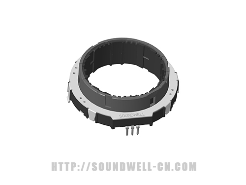 EC50 hollow shaft incremental encoder