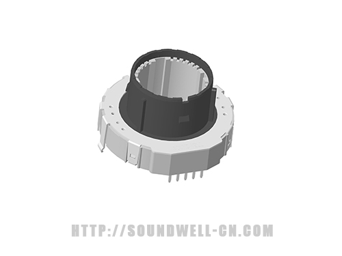 QA3902 hollow potentiometer