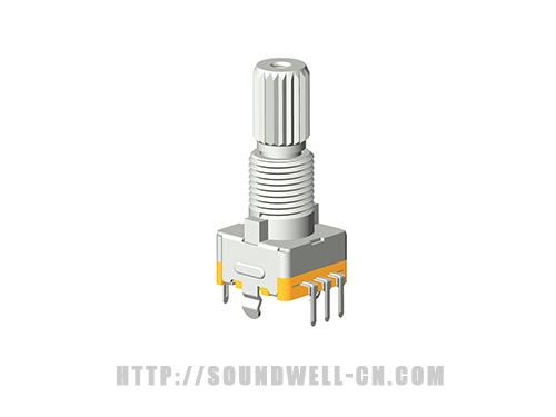 EC111 metal shaft incremental encoder
