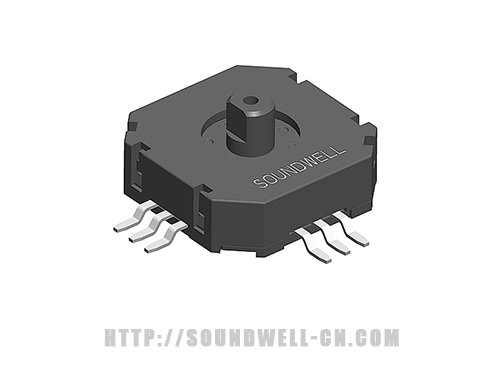 RJ18 rocker potentiometer