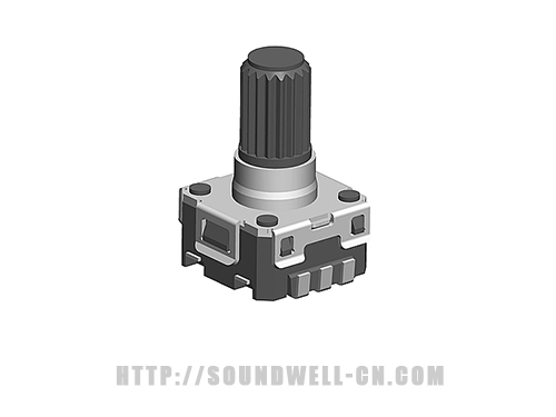 EC06 with push switch encoder