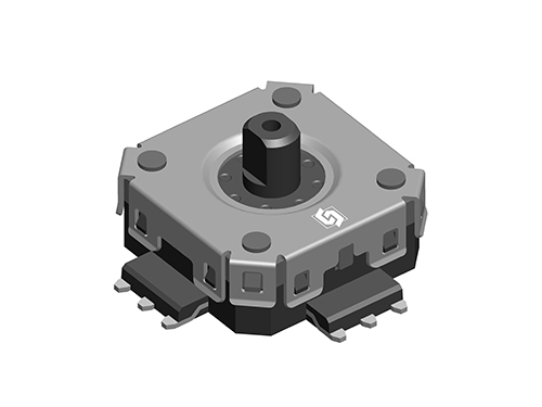 RJ12 rocker potentiometer