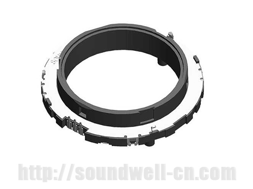 EC56 hollow shaft Incremental encoder