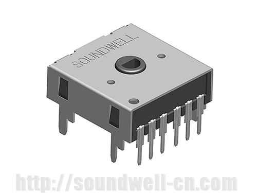 ES18 hollow shaft Absolute encoder