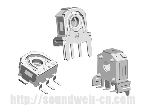 EC05 hollow shaft Incremental encoder