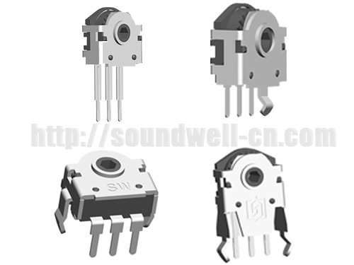 EC10 hollow shaft Incremental encoder