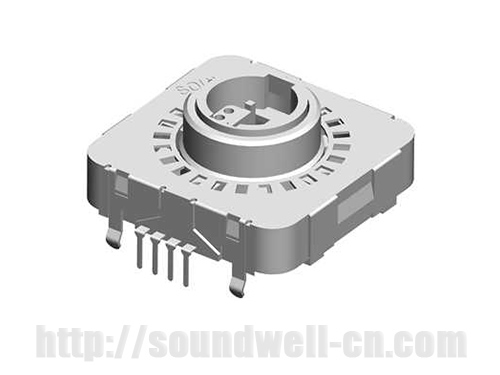 EC33 hollow shaft Incremental encoder