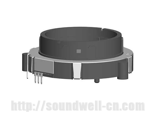 EC60 hollow shaft Incremental encoder