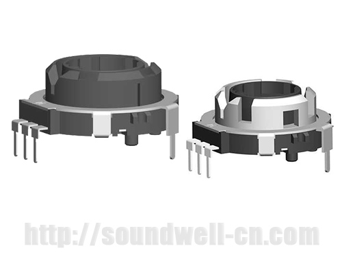EC25 hollow shaft Incremental encoder