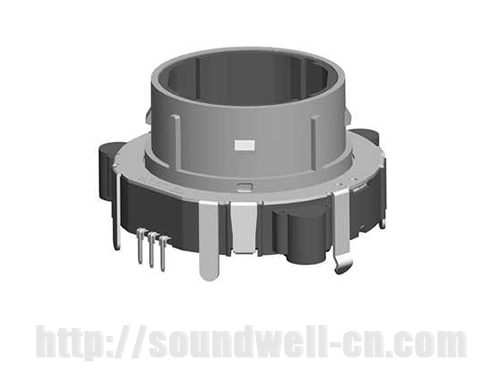 EC40 hollow shaft Incremental encoder