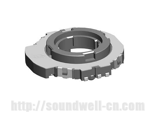 EC18 hollow shaft Incremental encoder