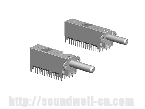 Multi-way switch-Soundwell Electronic Products (Guangdong) Co., Ltd.